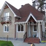 Каркасный дом цена