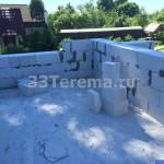 строительство домов из пеноблоков под ключ