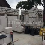 строительство домов из газобетона цены